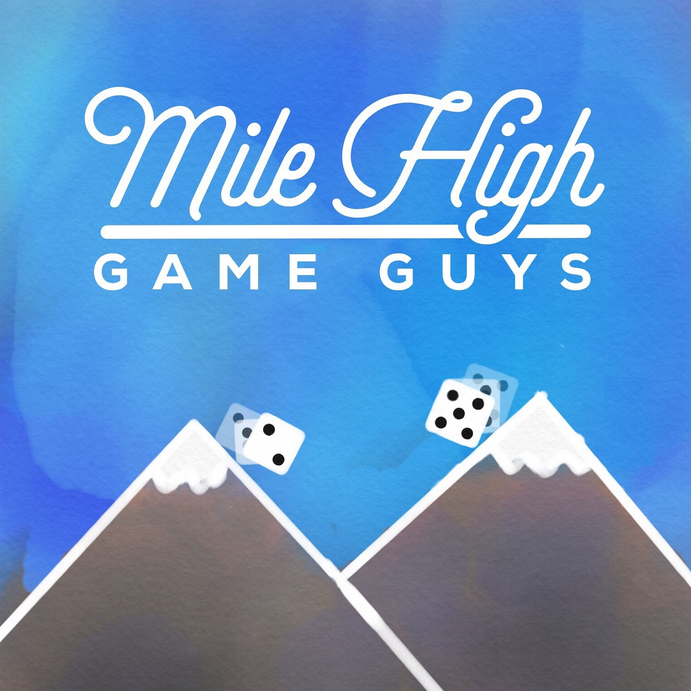 Mile High Game Guys: Boardgaming Podcast show art
