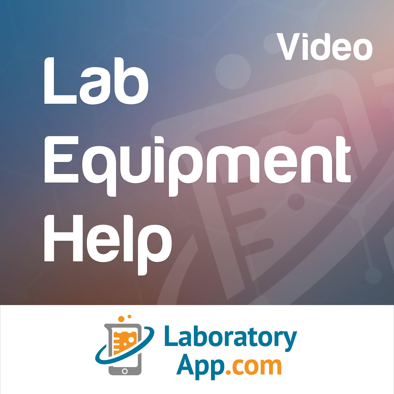 Laboratory App: Lab Equipment Help (Video) show art