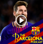 Artwork for Has Messi truly renewed his contract already? Iniesta turns back the clock and Abel Ruiz hype [TBPod44]