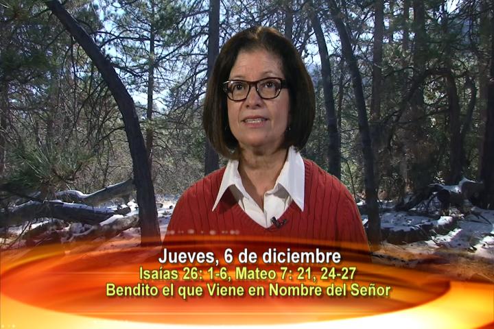 Artwork for Dios te Habla con Maria Eva Hernandez;  Tema el hoy: Bendito el que viene en nombre del Señor.