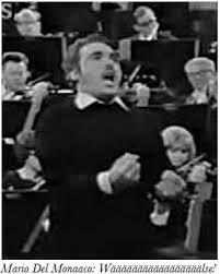 Mario del Monaco as Siegmund