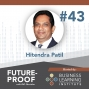 Artwork for 43. Evolving with Client Expectations & The Growth of Client Accounting Services   with Hitendra Patil