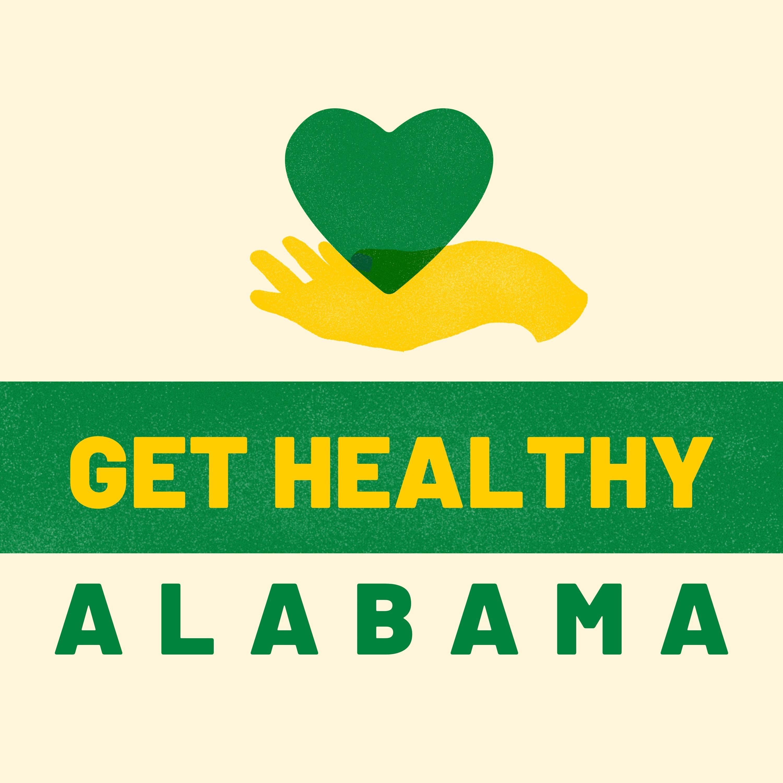 Get Healthy Alabama show art