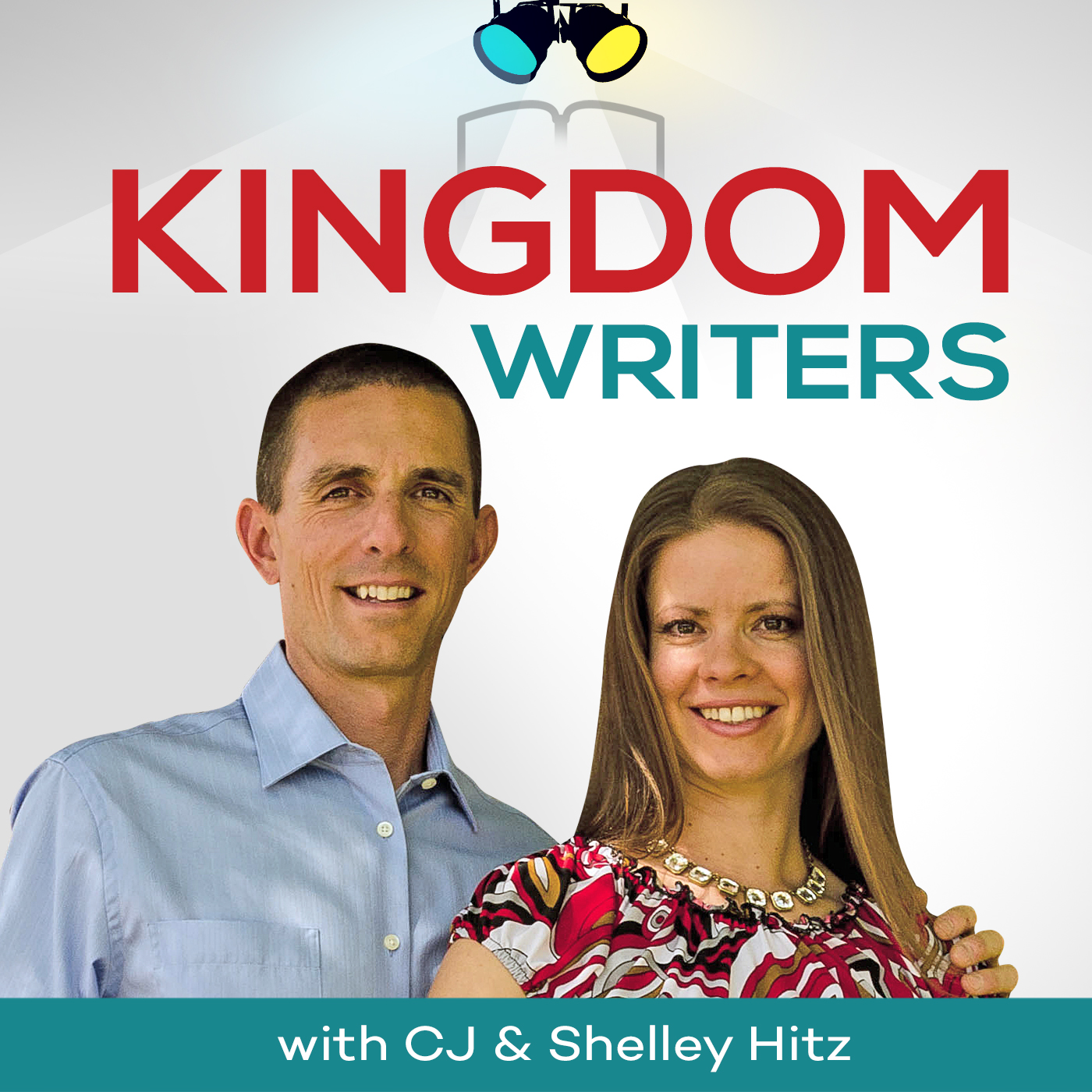 Kingdom Writers: A Podcast for Christian Writers of All Genres show art