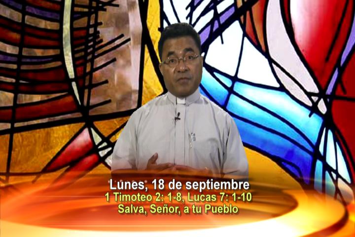 Artwork for Lunes, 18 de septiembre 2017  Tema el hoy: Salva, Señor, a tu pueblo