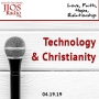 Artwork for JIOS Radio Podcast 041919 - Technology and Christianity