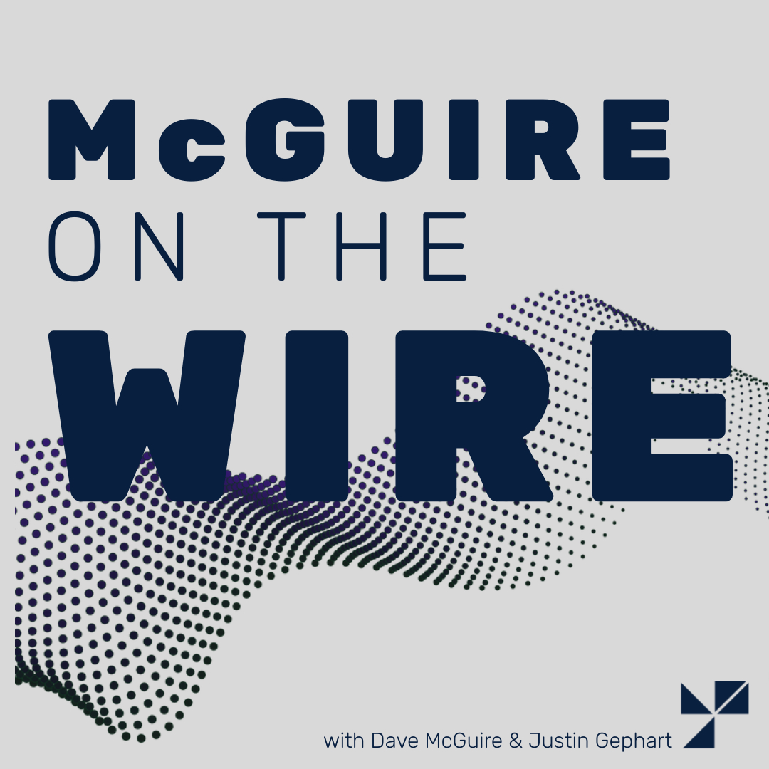 Artwork for McGuire on the Wire COVID Episode #4