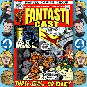 Episode 135: Fantastic Four #119 - Three Stood Together!