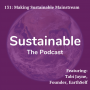 Artwork for 131: Making Sustainable Mainstream with Tabitha Jayne, Founder of EarthSelf