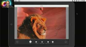 Adobe Photoshop Mix for iPad