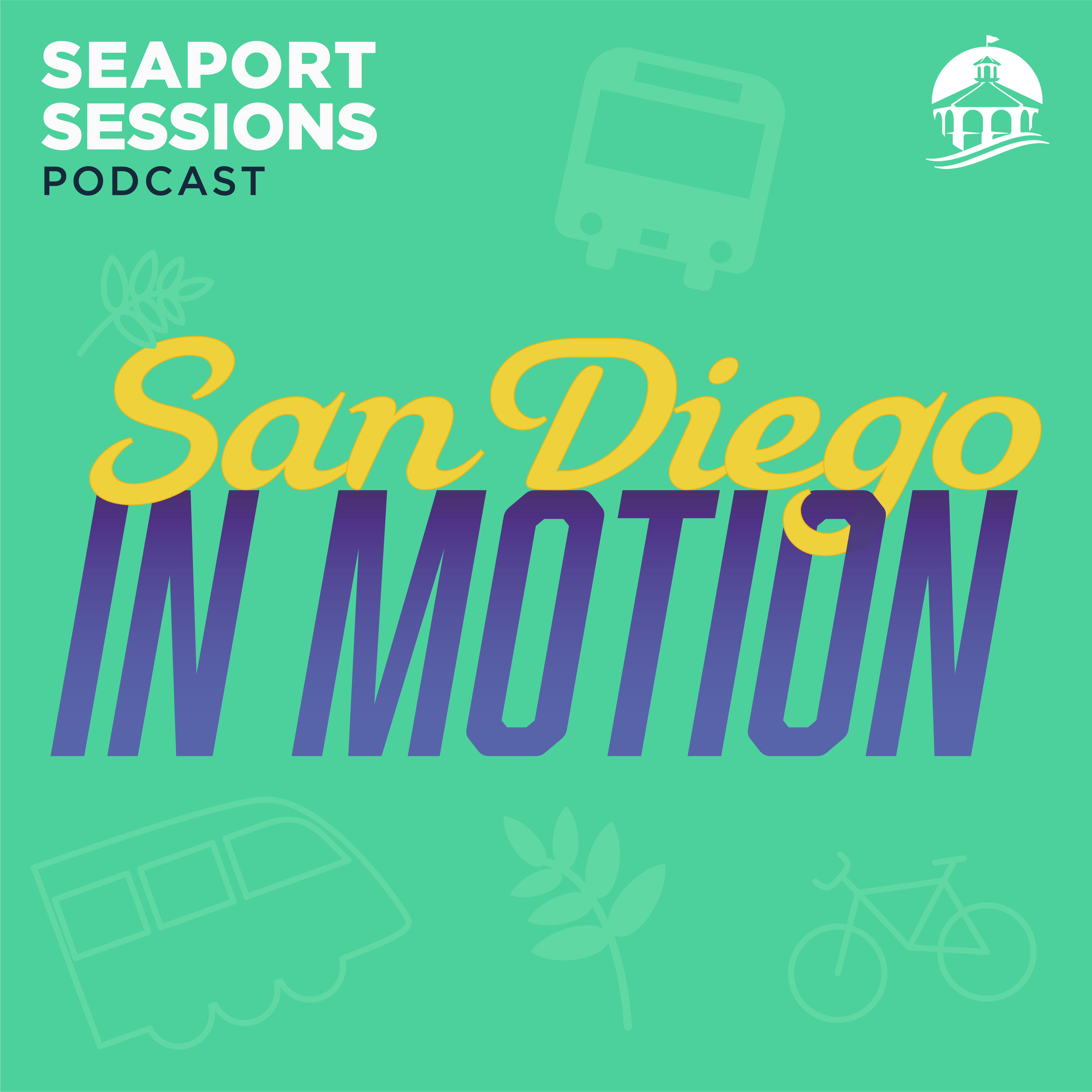 Artwork for San Diego in Motion: Andy Hanshaw of San Diego County Bike Coalition