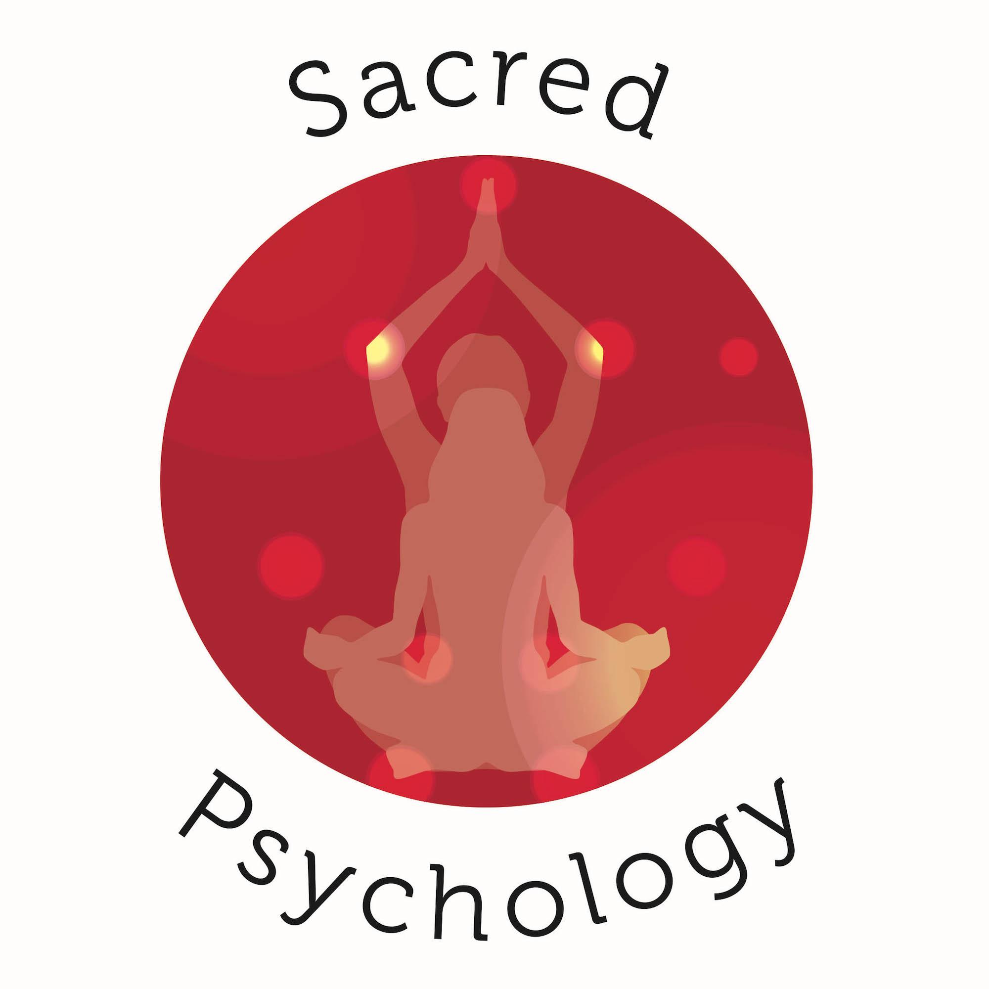 Sacred Psychology with Tamara Powell, LMHC  show art