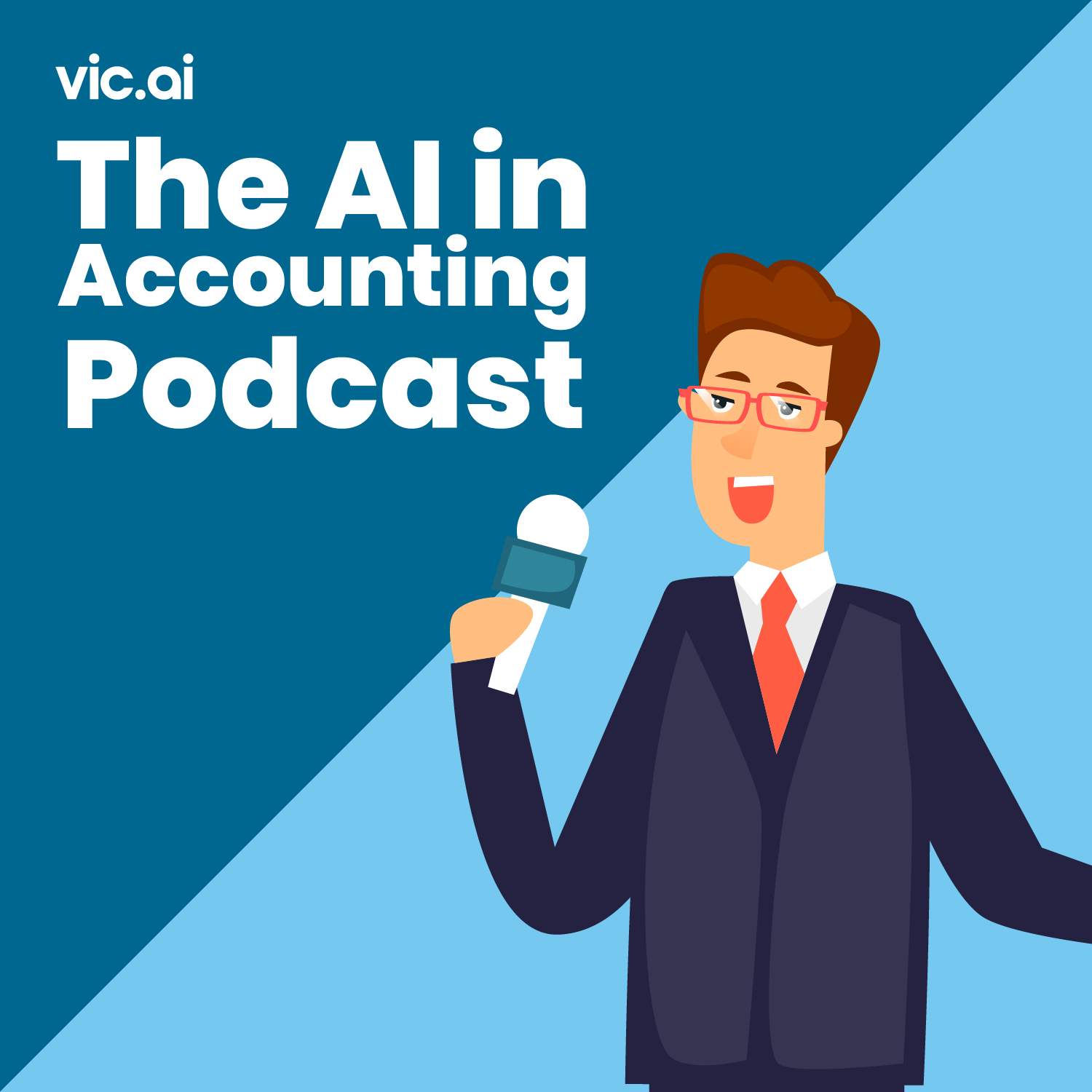 The AI in Accounting Podcast show art