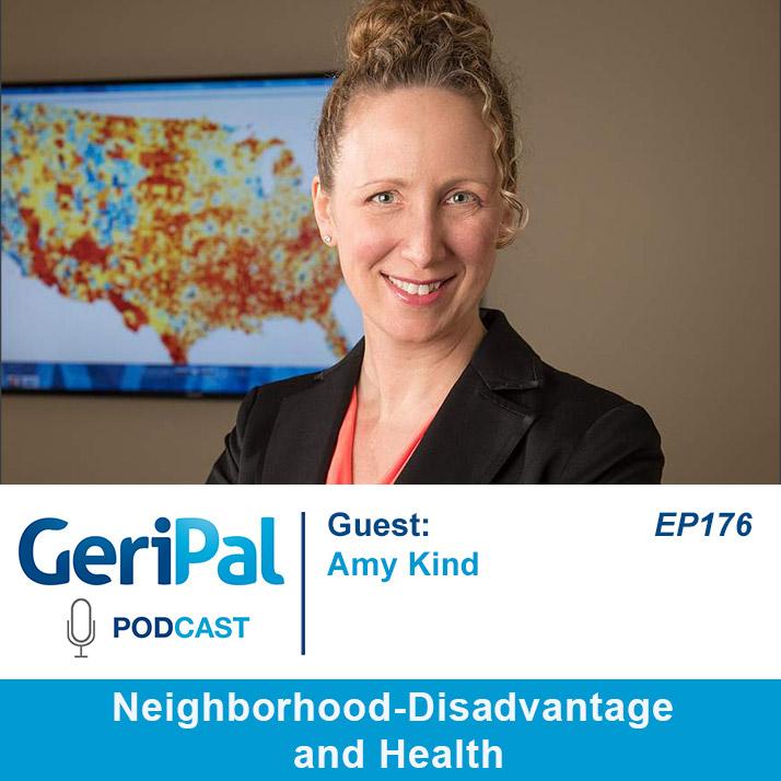 Neighborhood-Disadvantage and Health: A Podcast with Amy Kind