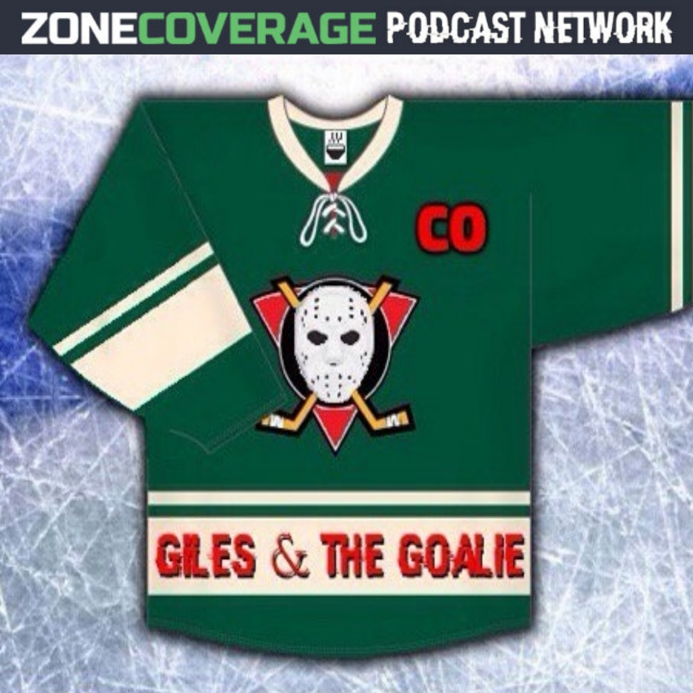 Giles and the Goalie - A Minnesota Wild Podcast logo