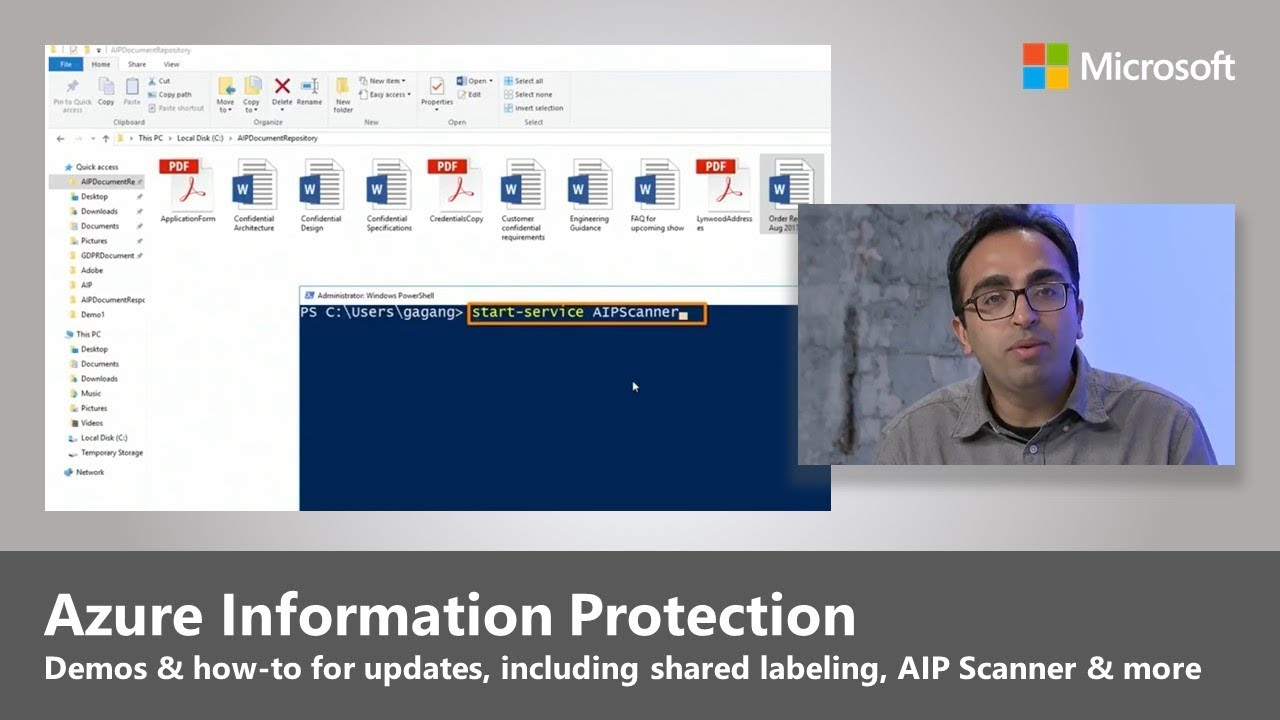 Artwork for Azure Information Protection
