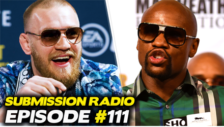 Submission Radio #111 Frank Mir, Don Frye, Jason Parillo, Angelo Reyes, Jim Edwards