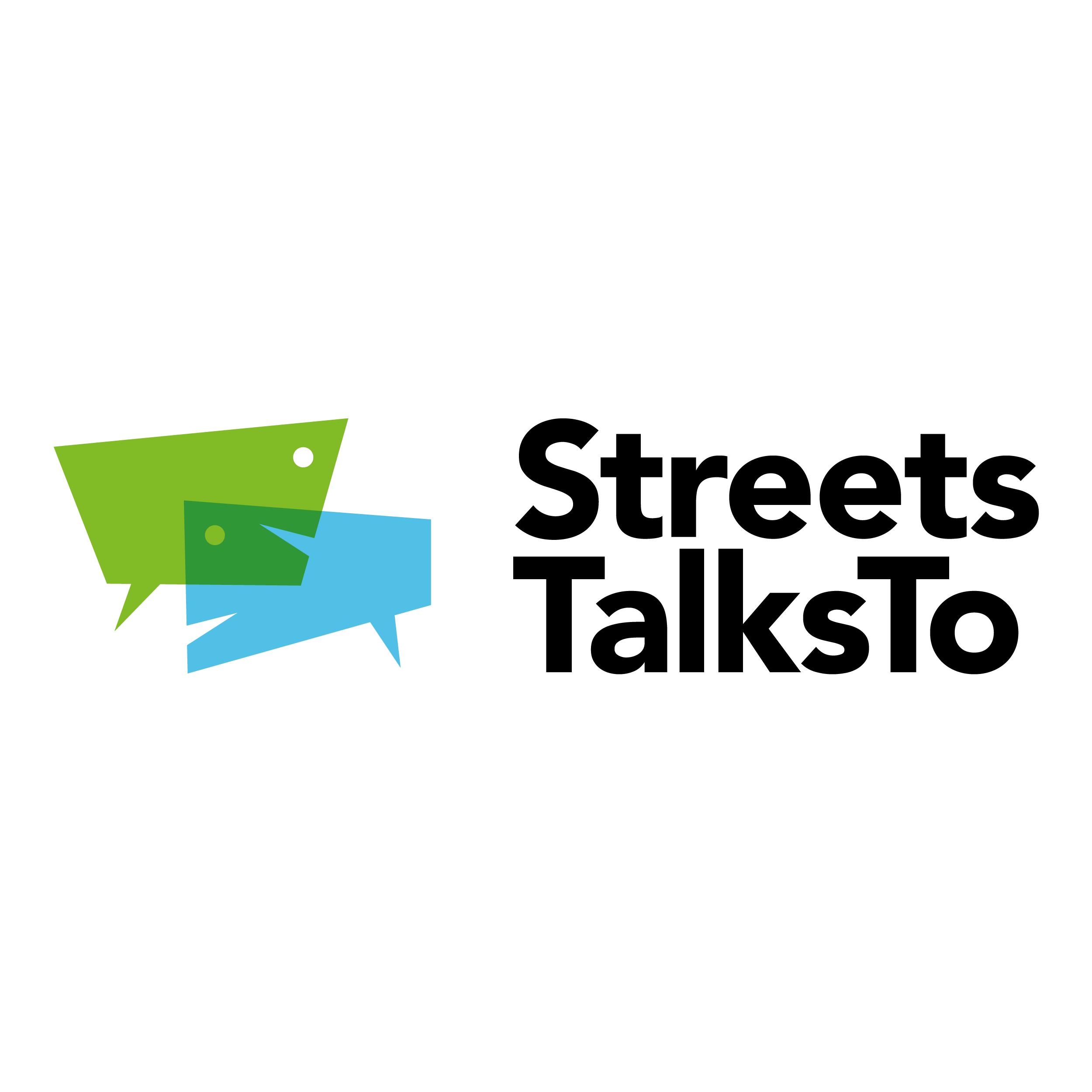 StreetsTalksTo show art