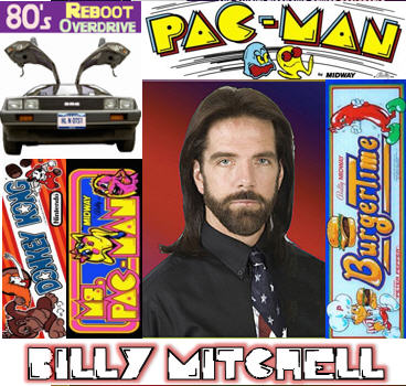 Billy Mitchell Interview - 80's Reboot Overdrive