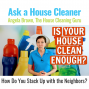 Artwork for What Your Neighbors House Cleaning Says About You