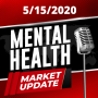 Artwork for #43 - Market Update 5/15/20: How Big is The Mental Health Market and What Does One Medical's Earnings Mean for Founders