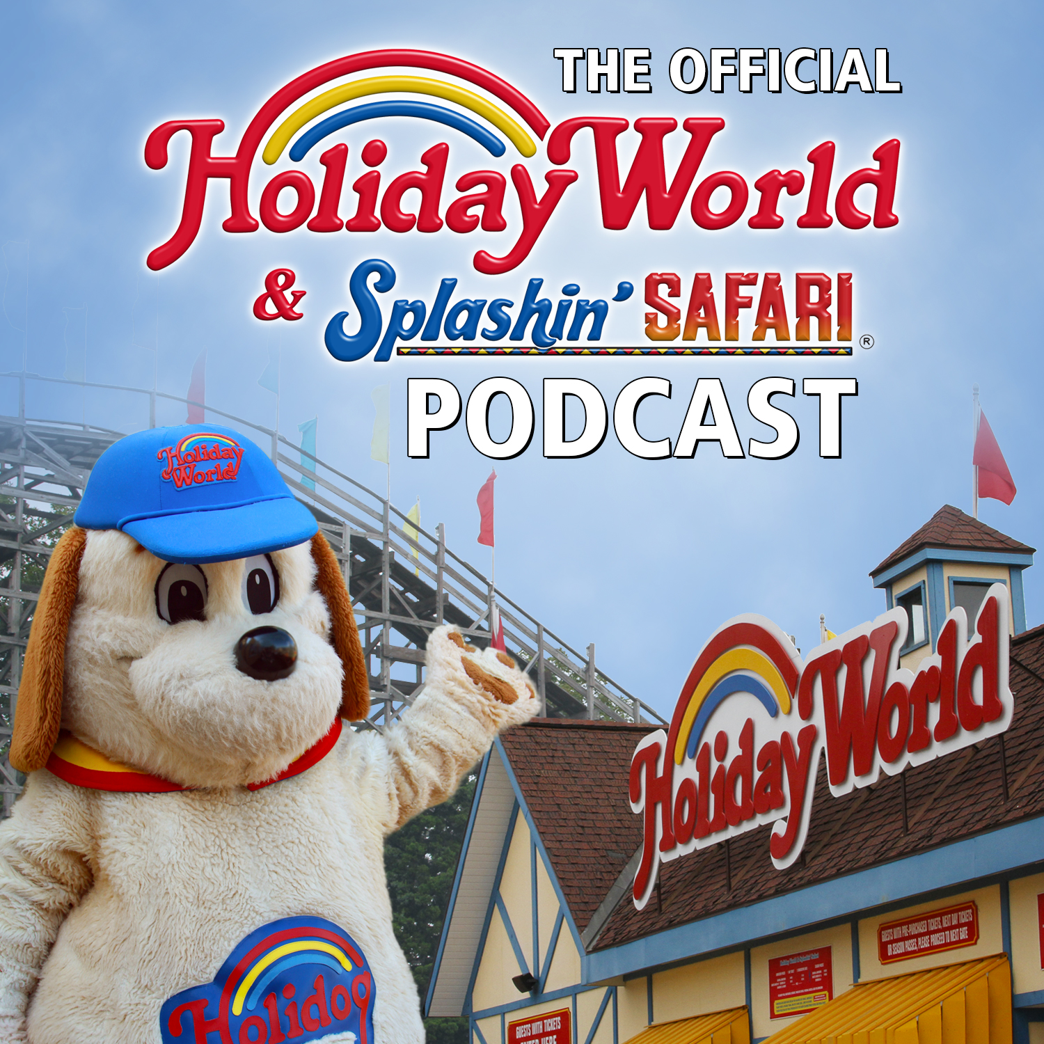 Artwork for Episode 039 - The One with the Holidog Days of Summer
