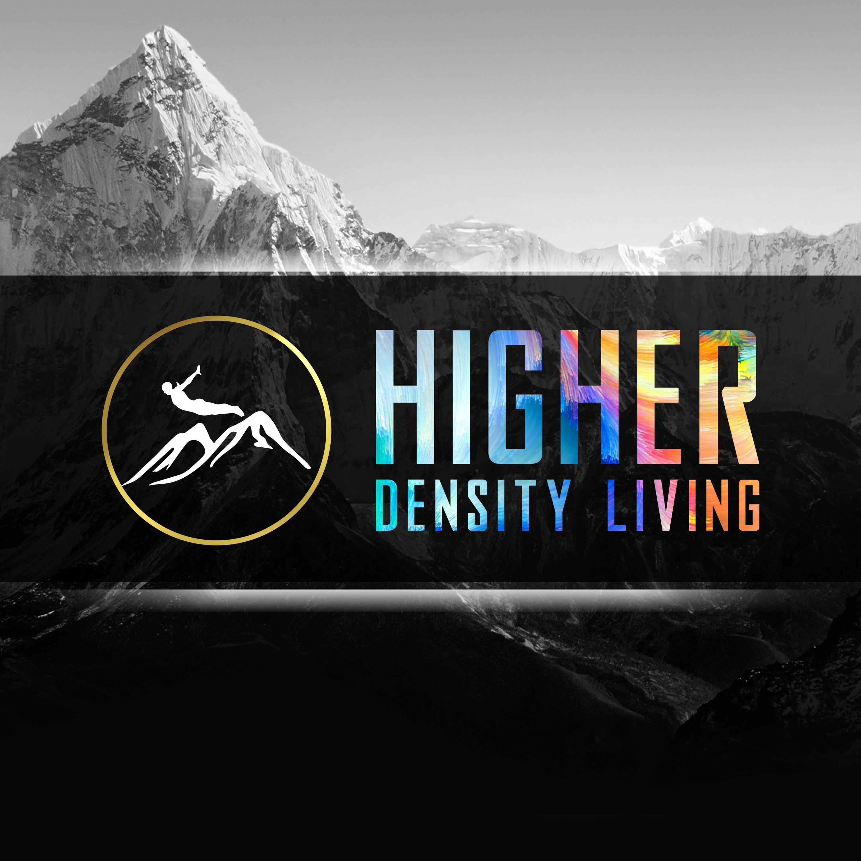 Higher Density Living Podcast show art