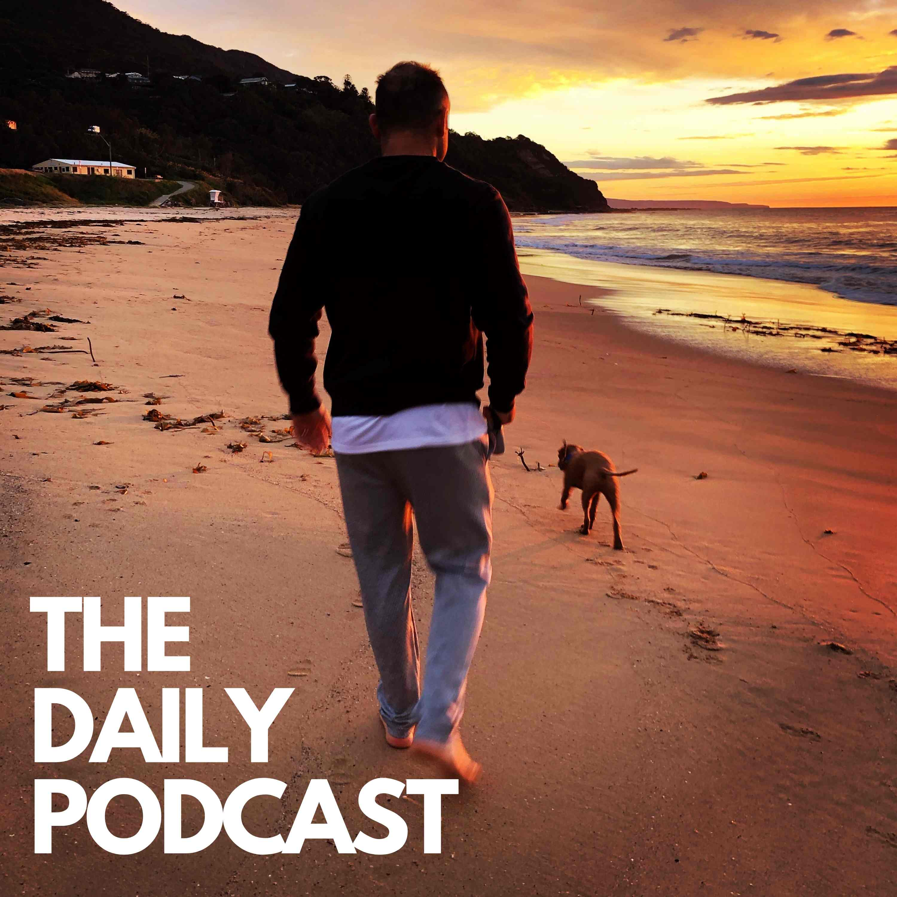 The Daily Podcast with Jonathan Doyle