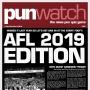 Artwork for 403 - AFL 2019