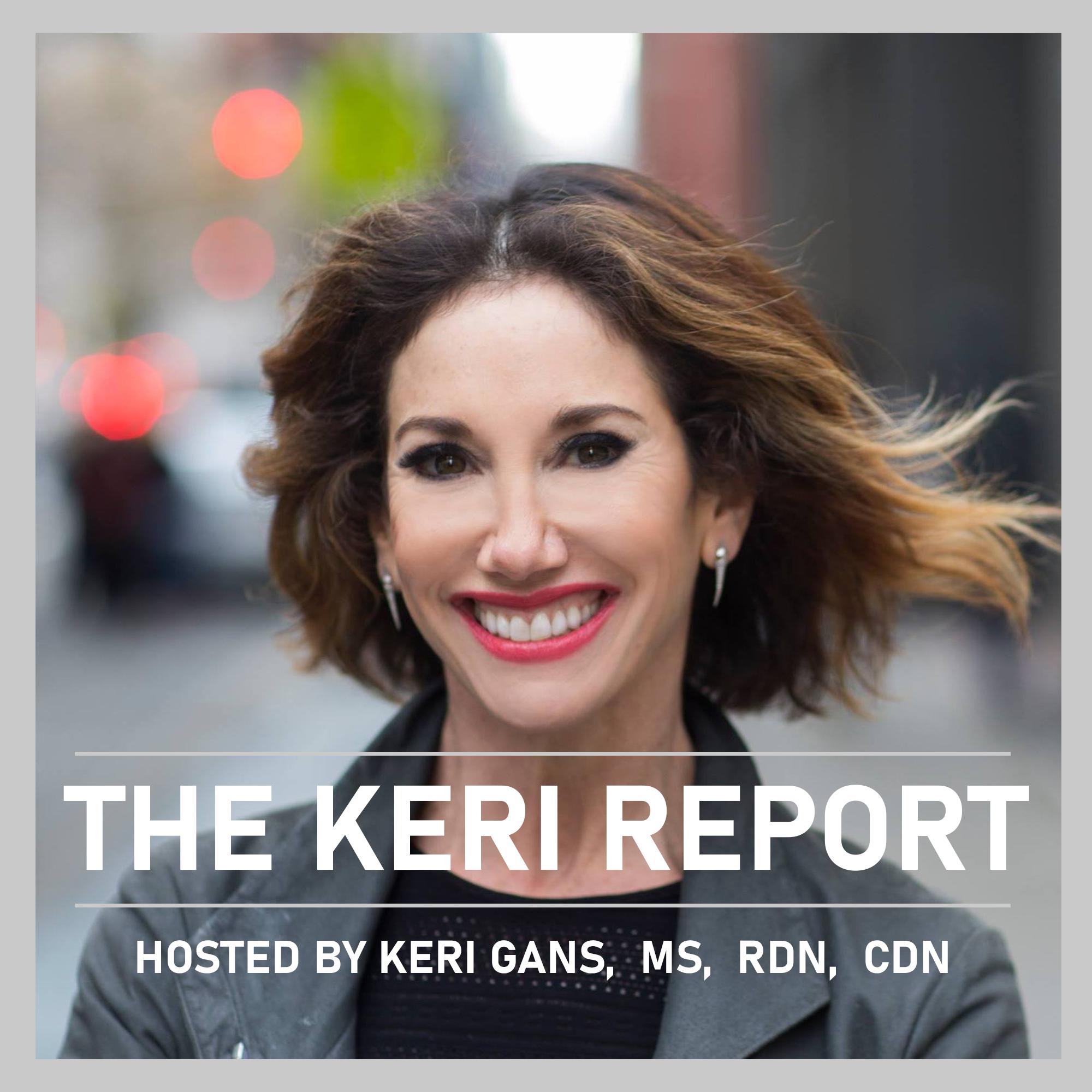 The Keri Report show art