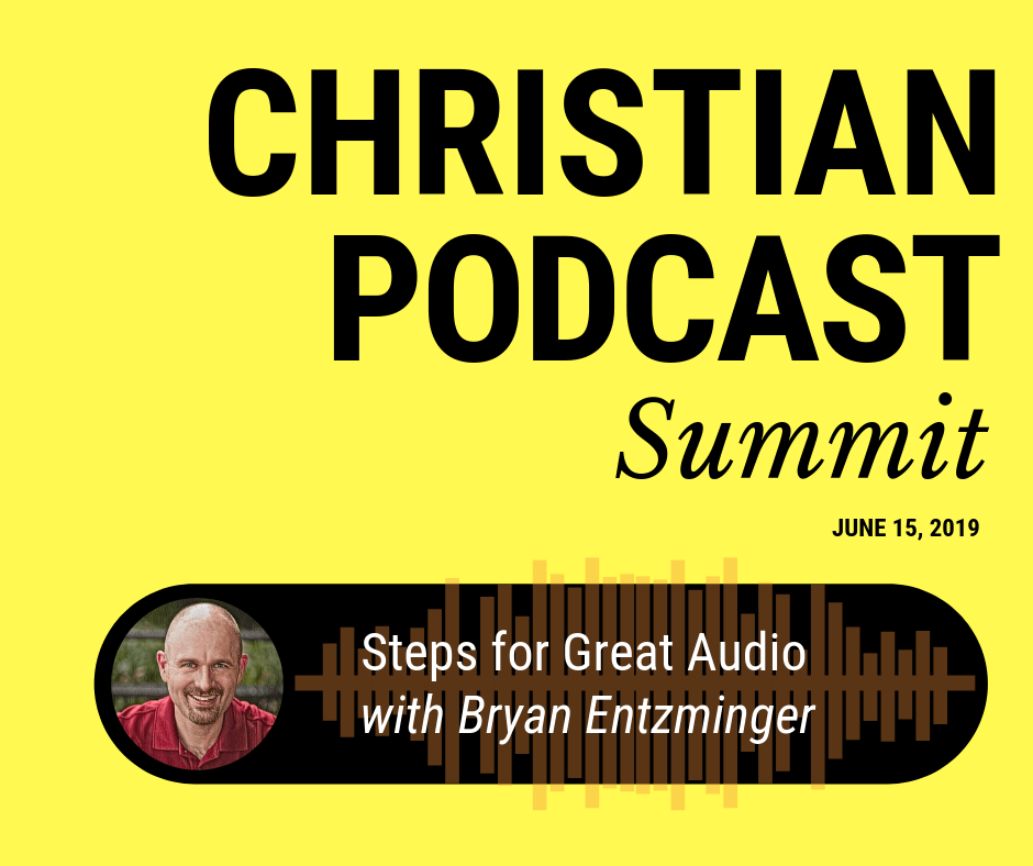 Join me at the Christian Podcasters Summit