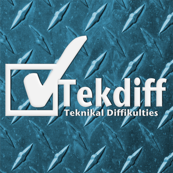 Tekdiff 9/21/12 - Back and Ready to Something...