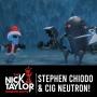 Artwork for HOLIDAY BONUS: Stephen Chiodo and Cig Neutron!