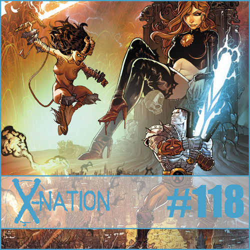 Cultural Wormhole Presents: X-Nation Episode 118