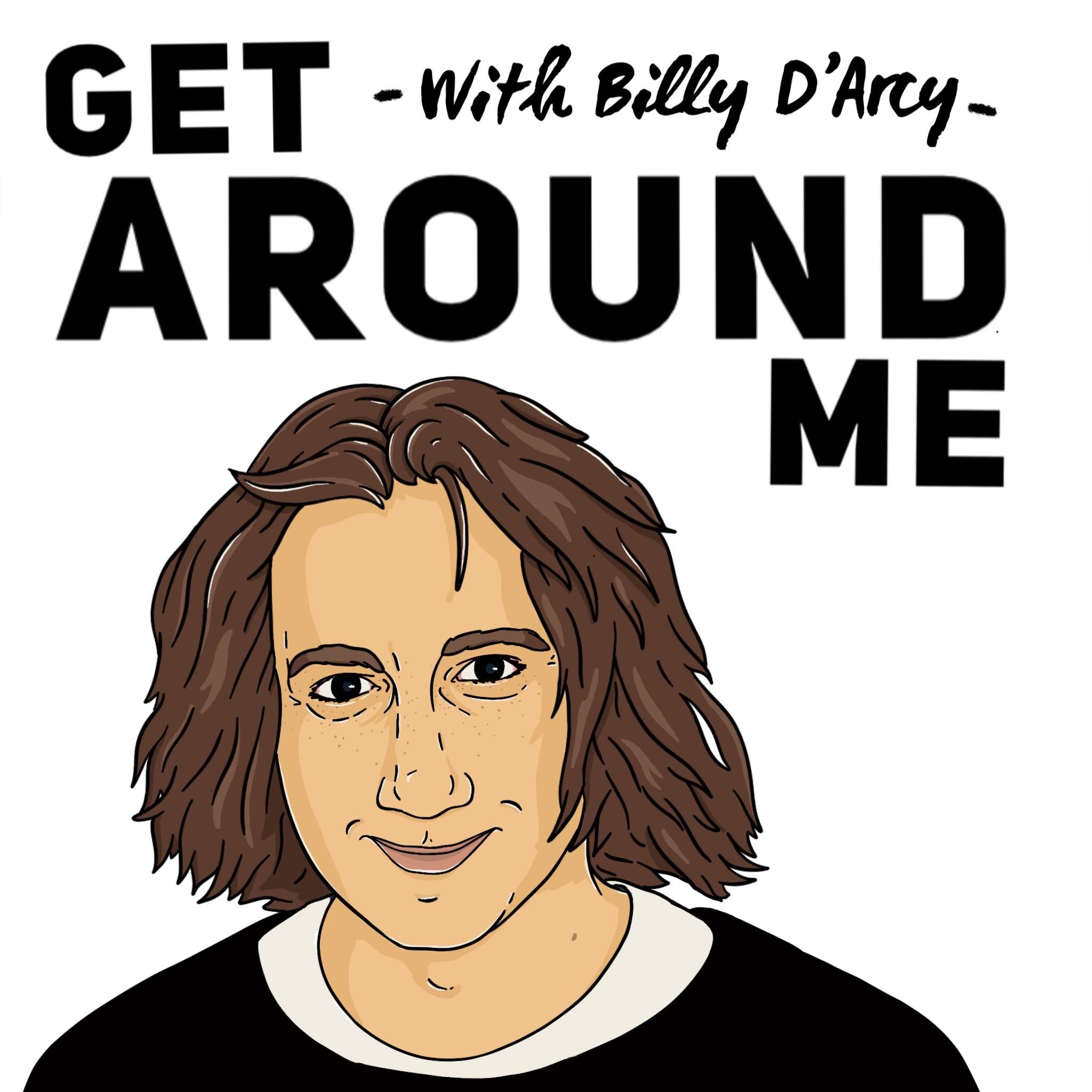 Get Around Me show art