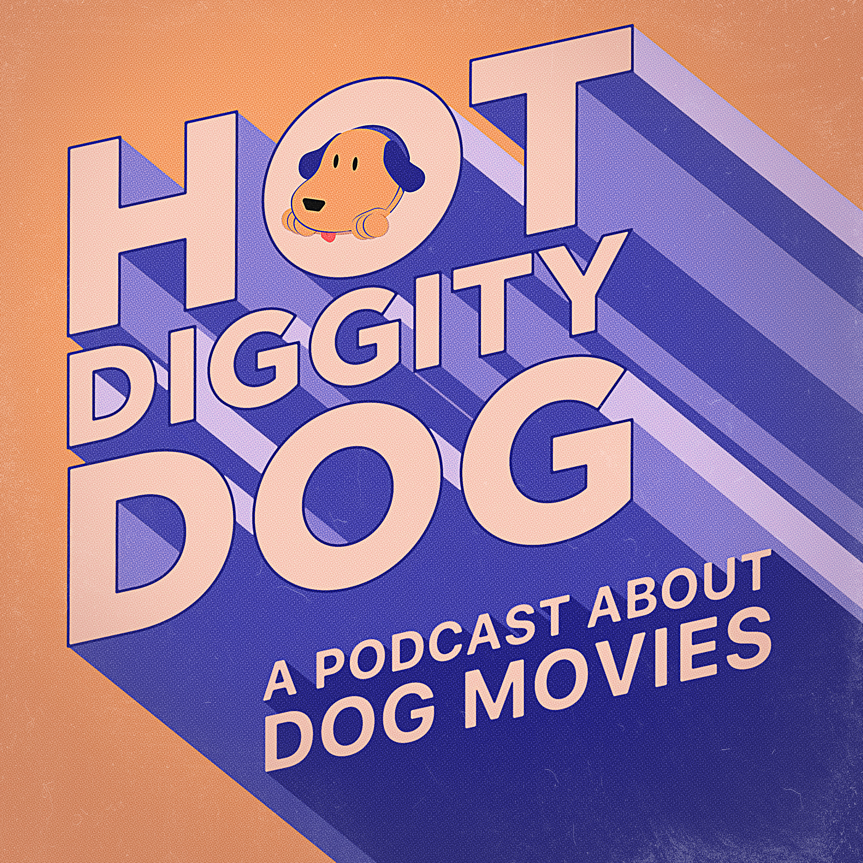 Hot Diggity Dog show art