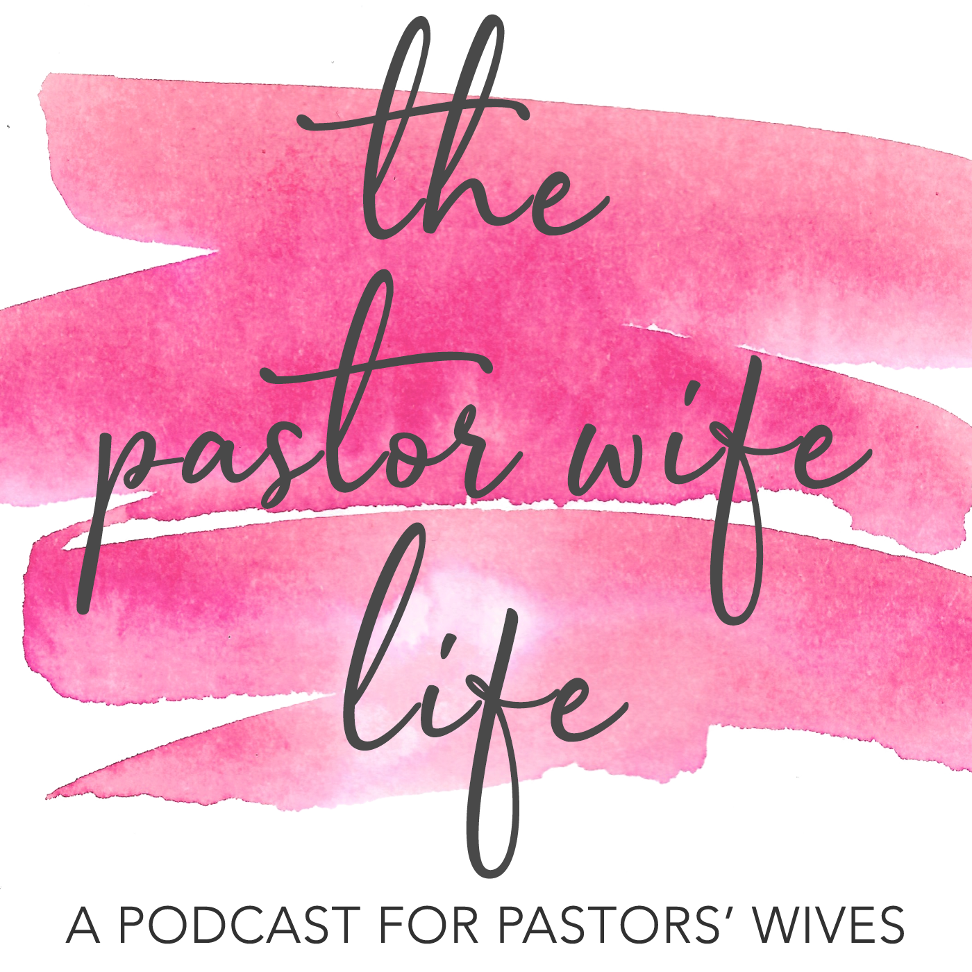 The Pastor Wife Life show art