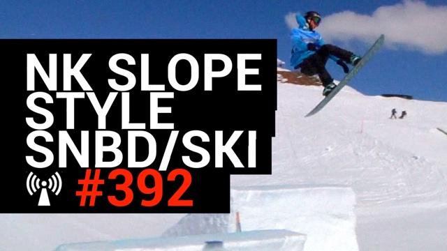 Artwork for NK Snowboard en Ski 2017 - Slope Style