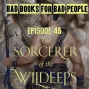 Artwork for Episode 45: Sorcerer of the Wildeeps -  Sword, Sorcery, and Surprising Poignancy