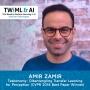 Artwork for Taskonomy: Disentangling Transfer Learning for Perception (CVPR 2018 Best Paper Winner) with Amir Zamir - TWiML Talk #164