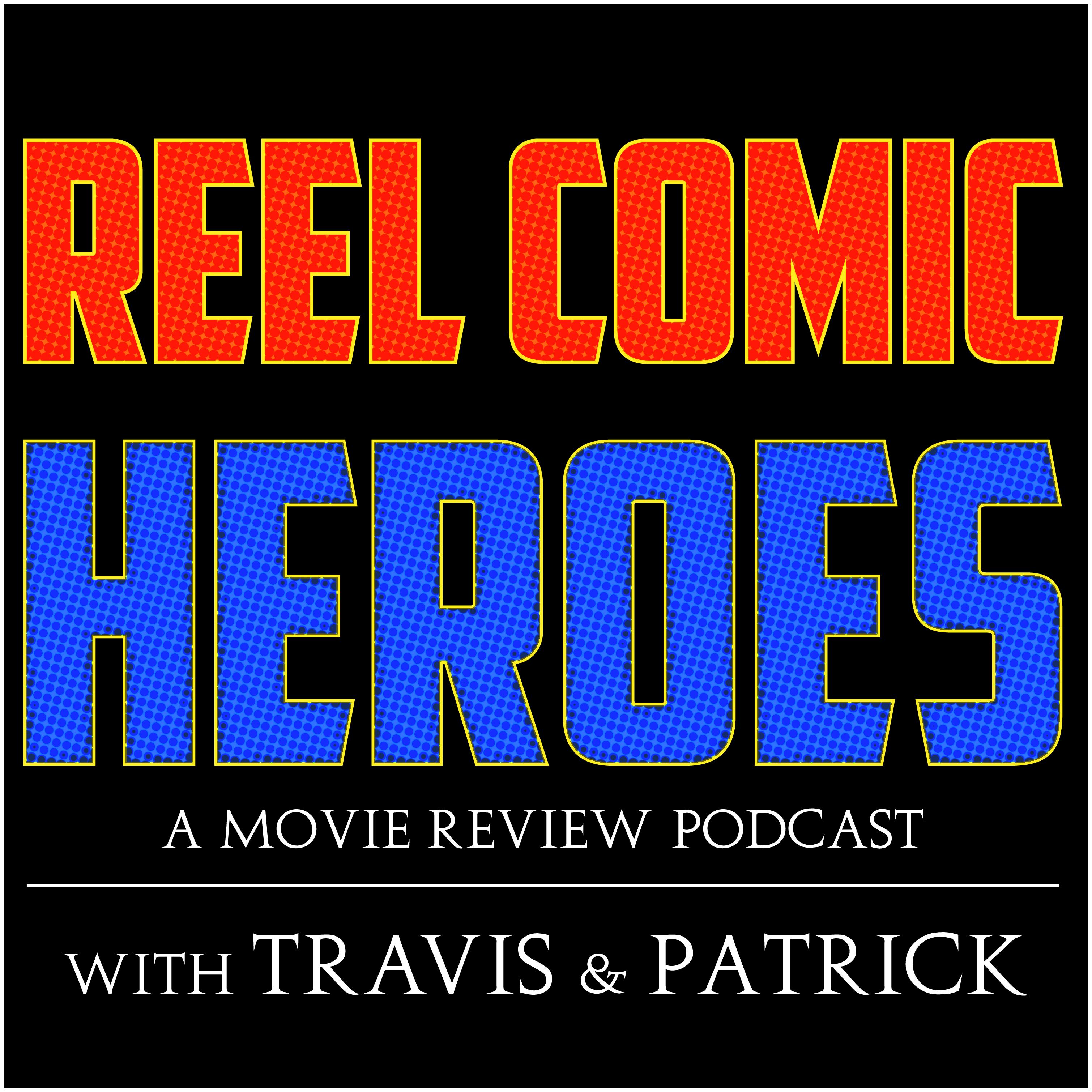 Artwork for Reel Comic Heroes - Announcement 001