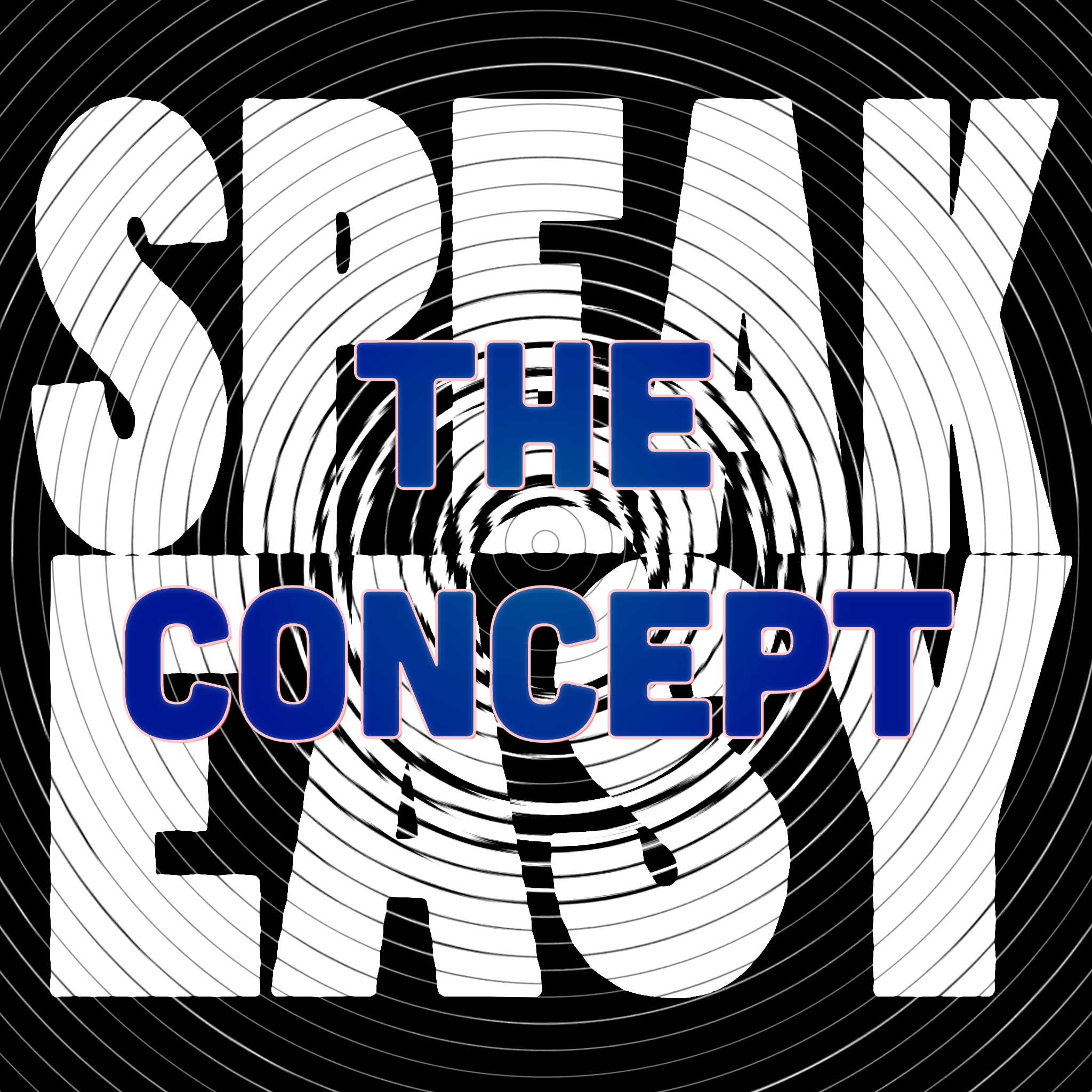 Artwork for The April Speakeasy: The Age Of The Concept Album