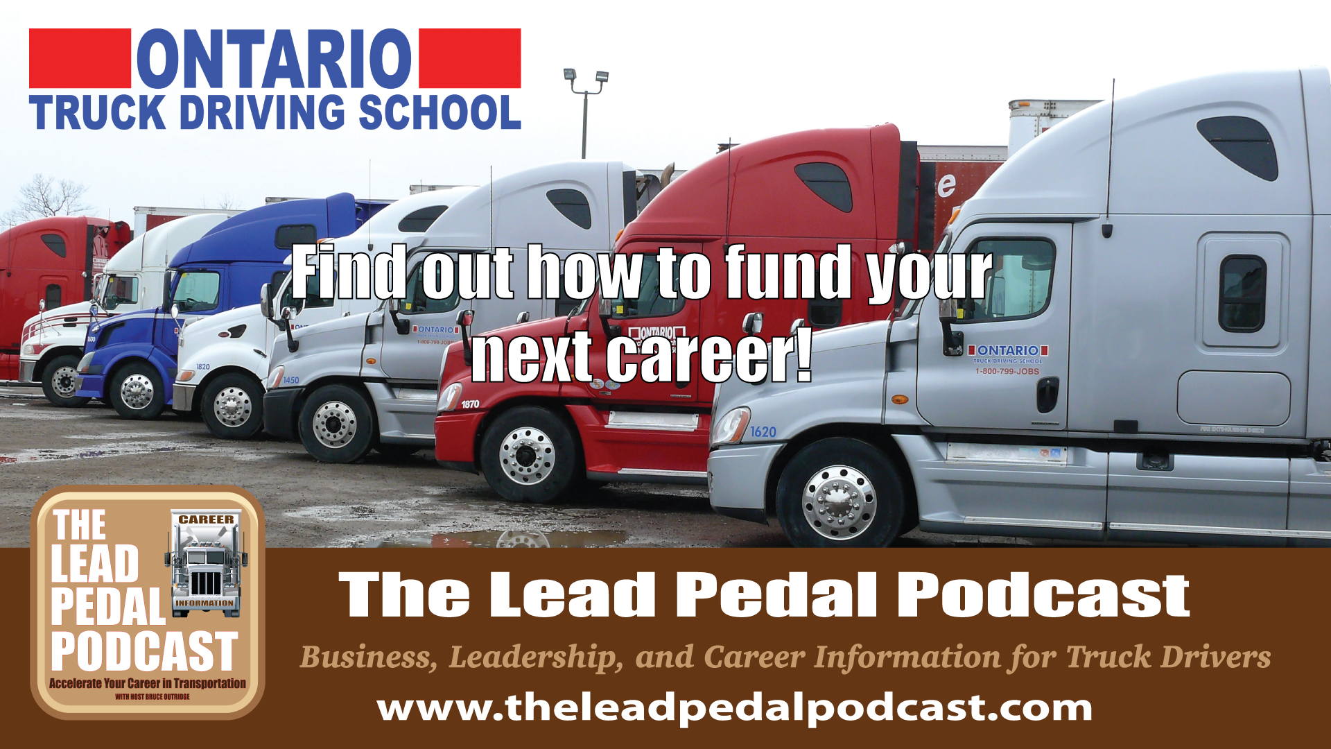 Funding with Ontario Truck Driving School