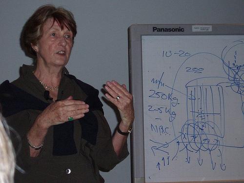 Dr. Helen Caldicott - Nuclear Weapons, Nuclear Power, & Kansas City
