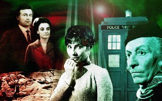 Tim's Take On: Episode 154(Dr Who An Unearthly Child review)