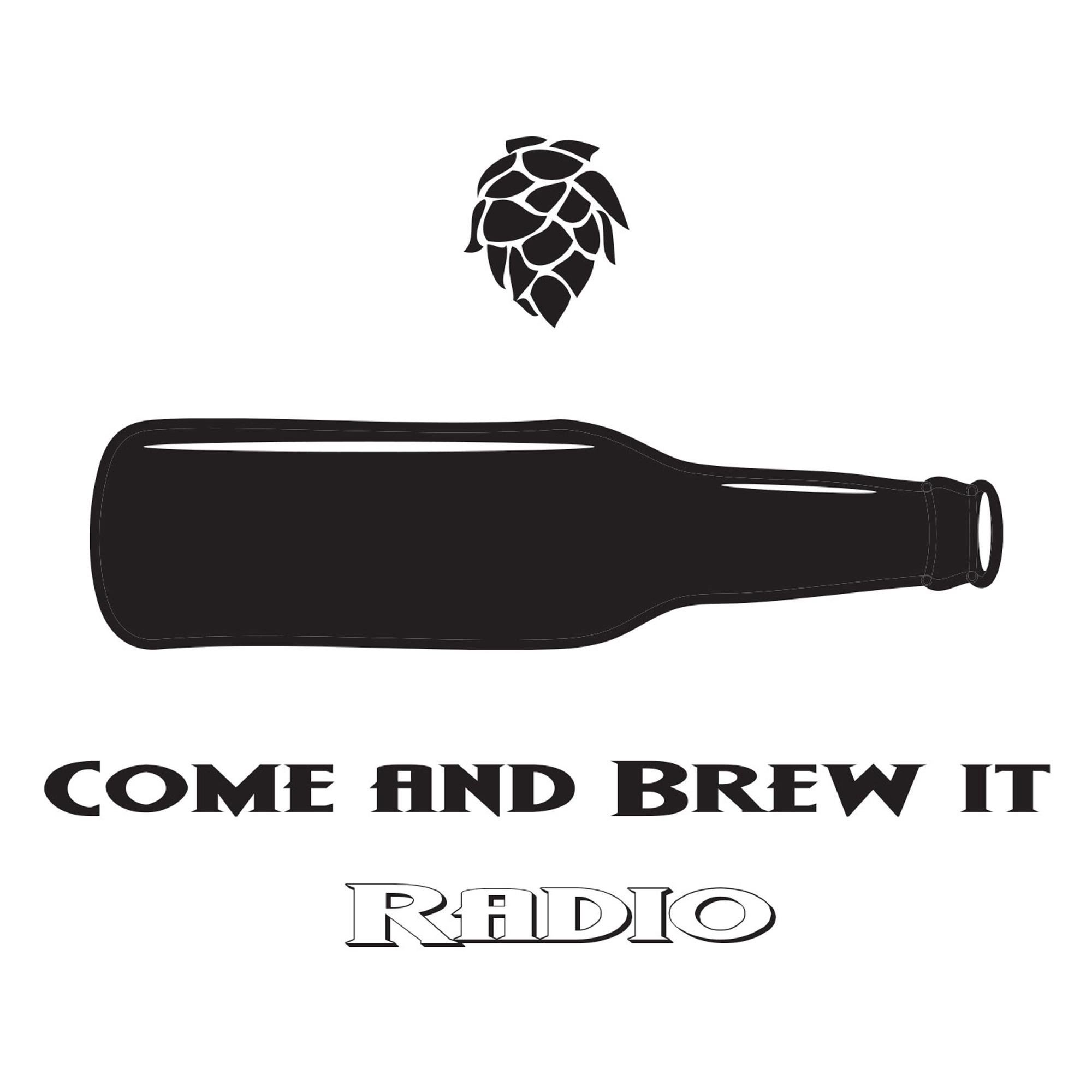 Come and Brew It Radio show art