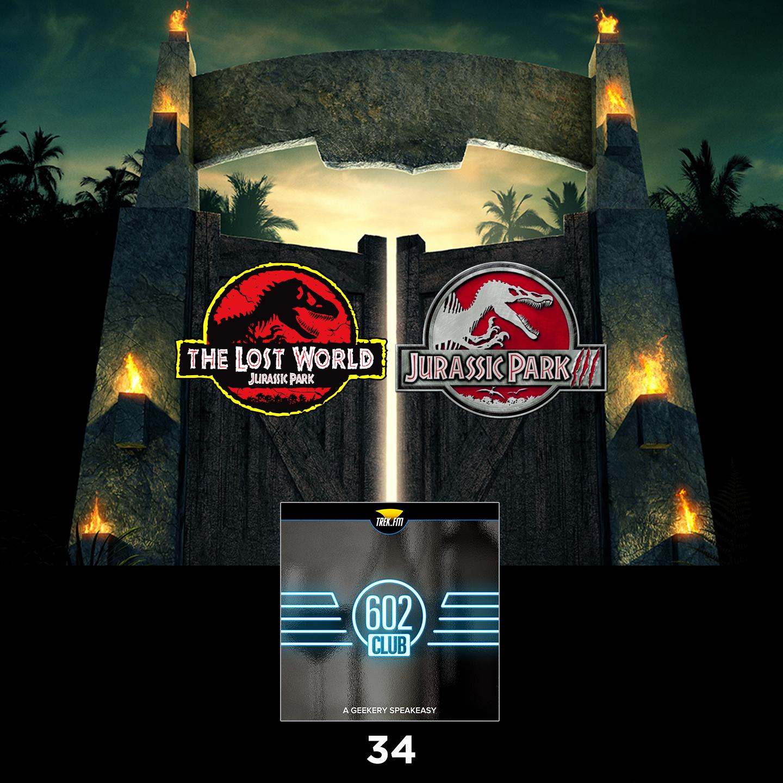 34: Colossal Rex