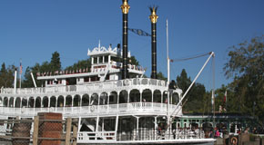 BDH #27 - Mark Twain Riverboat