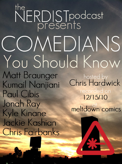 Comedians You Should Know!