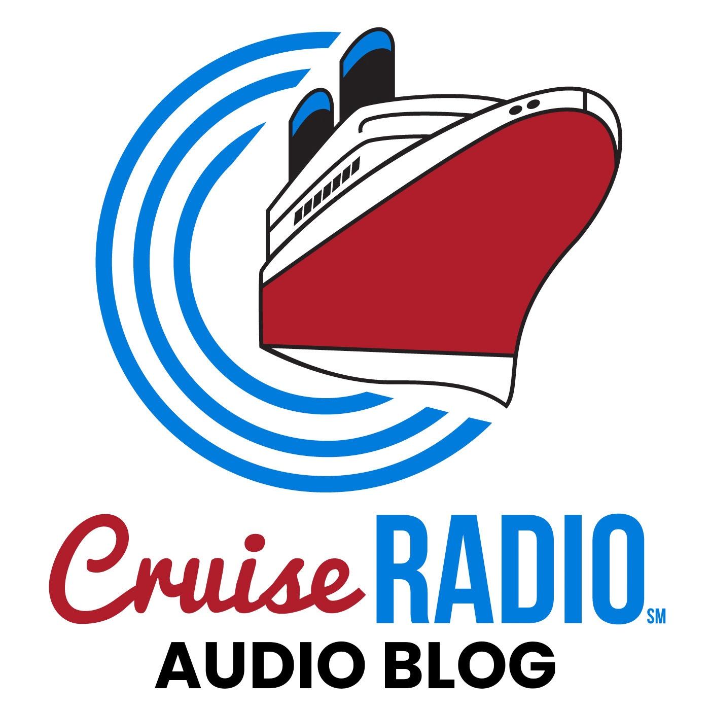 Cruise Radio Audio Blog show art